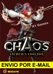 CASH - CHAOS ONLINE - ONGAME