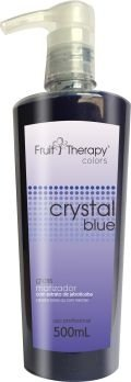Gloss Matizador Crystal Blue Fruit Therapy Colors 500 ml