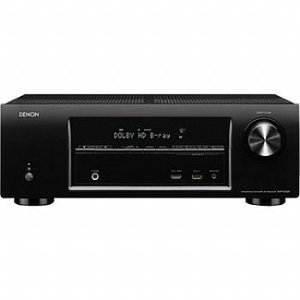 Receiver Denon AVR-S720W zona 2 - 7.2 Receptor AV Ultra HD Canal completa 4K com built-in Wi-Fi e Bluetooth ® , Dolby Atmos, DTS: X, HDCP2.2, HDR, Audyssey MultEQ, 6/1 HDMI In / Out