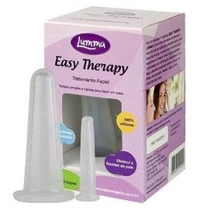 Lumma Easy Therapy Copo Vácuo Tratamento Facial Kit 2 un