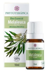 Phytoterápica Óleo Essencial de Tea Tree / Melaleuca 10ml