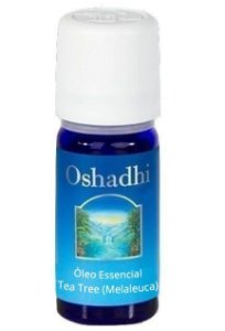 Oshadhi Óleo Essencial de Tea Tree (Melaleuca) 5ml