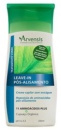 Arvensis Pós-Alisamento Leave-in 200ml