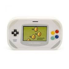 Cofre de Moedas Porcelana GameBoy Geek