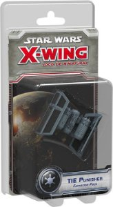 TIE Punisher - Expansão de Star Wars X-Wing