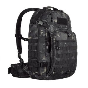 Mochila Mission Invictos Multicam Black - 45 L