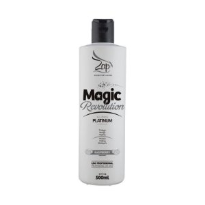 Matizador  MAGIC REVOLUTION GLOSS PLATINUM 500 ml