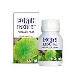 Fertilizante Foliar Forth Enxofre Concentrado 60 ML