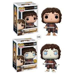 FUNKO POP! MOVIES SENHOR DOS ANÉIS LORD OF THE RINGS FRODO BAGGINS #444