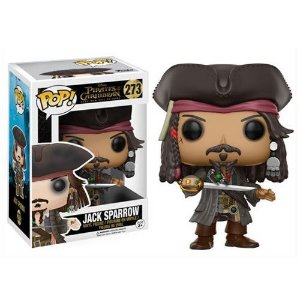 FUNKO POP! PIRATES OF THE CARIBEAN DEAD MAN TELL NO TALES JACK SPARROW #273