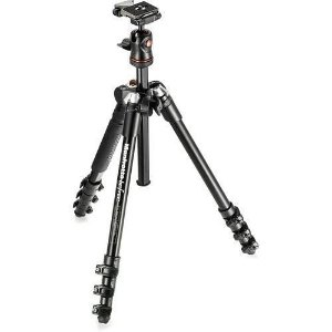 Tripé Manfrotto Befree Compact Travel MKBFRA4-BH