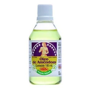 OLEO DE AMENDOAS PURO ADV 100ML