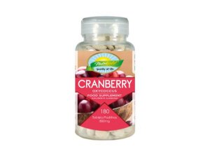 cranberry pro 800mg 180cpr nutrigold