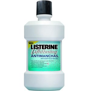 Listerine 250ml Whitening Antimanchas