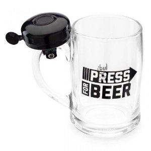 Caneco Campainha - Press For Beer