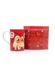 Caneca na Lata Meu Amor -  I Love You My Love