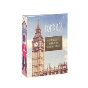 Álbum de Fotos Londres - 10 x 15cm