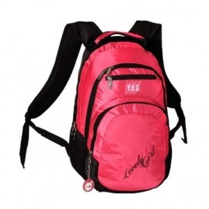 Mochila Lovely Girl - Rosa