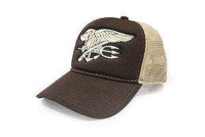 Boné Trucker Militar Navy Seals Team Six Exclusivo