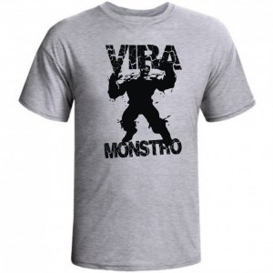 CAMISETA VIRA MONSTRO