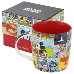 Caneca Disney HQ Colors - Mickey