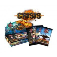 STAR REALMS CRISIS (4 BOOSTERS)