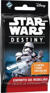 STAR WARS DESTINY: ESPIRITO DA REBELIÃO (BOOSTER)