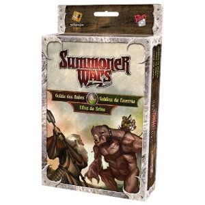 SUMMONER WARS: GUILDA DOS ANÕES VS. GOBLINS DA CAVERNA