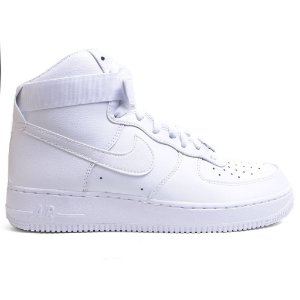 Tênis Nike Force 1 High 07 315121 Masculino Cano Alto White