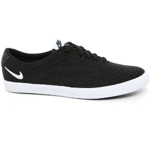 Tênis Nike Mini Sneaker Lace CNVS 724747 Black White