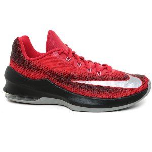 Tênis Nike Masculino 852457 Air Max Infuriate Low Red White Black