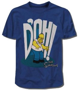 Homer Simpson - D'Oh