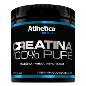 Creatina Pro Series 100% Pure (300g) - Atlhetica Pro Series