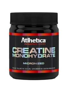 Creatina Micronizada  (100g) atlhetica evolution