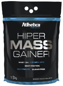 Hiper Mass Gainer (3kg) - Atlhetica Nutrition Pro Series