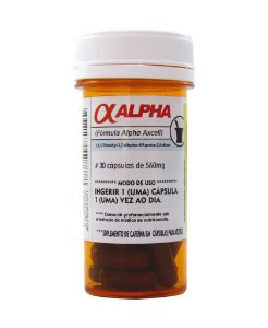 Alpha Axcell (30caps)  - Power Supplements