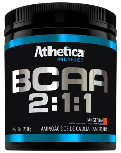 Bcaa 2:1:1 - Pro Series - 210g - Atlhetica Nutrition