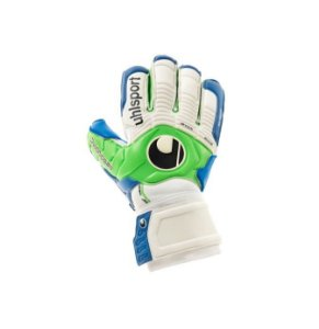 LUVA DE GOLEIRO UHLSPORT ERGONOMIC AQUASOFT