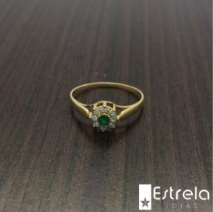 ANEL OURO 18K AN5265