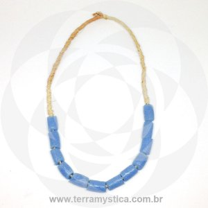 GUIA CORAL GROSSO AFRICANO - AZUL