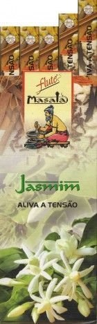 INCENSO INDIANO DE MASSALA - JASMIM