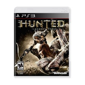 Jogo Hunted: the Demon's Forge - Ps3
