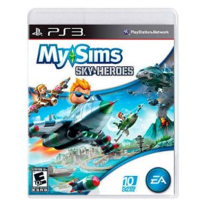 Jogo My Sims - PS3