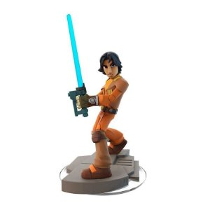 Boneco Disney Infinity 3.0: Ezra Bridger - PS3, PS4, Xbox 360 e Xbox One