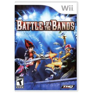 Jogo Battle of the Bands - Wii