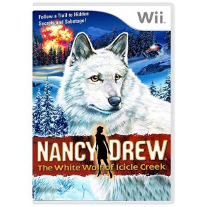 Jogo Nancy Drew: The White Wolf of Icicle Creek - Wii