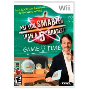 Jogo Are You Smarter than a 5th Grader? Game Time - Wii