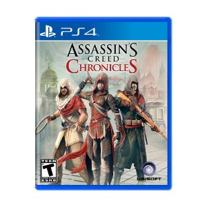 Jogo Assassin's Creed: Chronicles - PS4