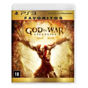 Jogo God of War Ascension - PS3