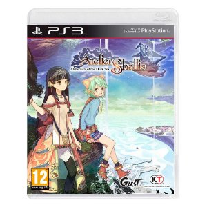Jogo Atelier Shallie: Alchemist of the Dusk Sea - PS3